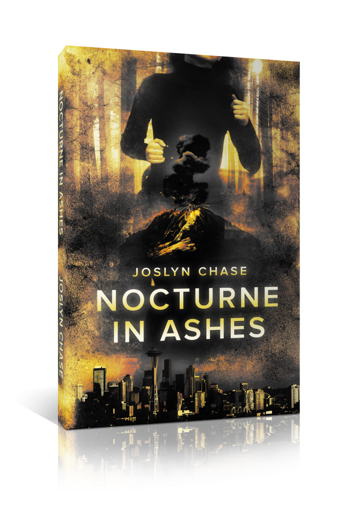 Nocturne In Ashes, now available on Amazon!