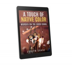 A Touch of Native Color tablet