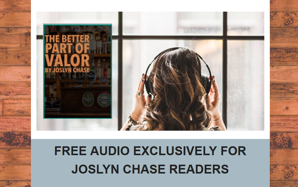 Introducing a new bonus for Joslyn Chase readers